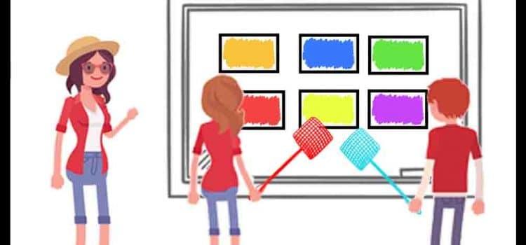 Japanese classroom games