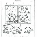 Japanese weather worksheet