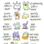 Japanese Adjectives & Descriptions