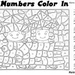 Japanese Color In Numbers