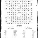 Japanese Descriptions Word Search
